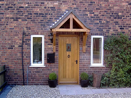 Redditch joinery doors for Cottage style front doors
